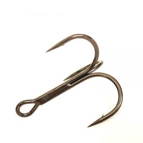 Treble hook bait hook
