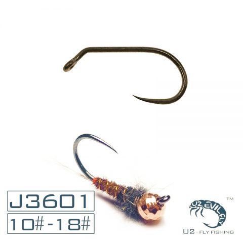 barbless fly hooks